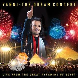 Yanni - YANNI - THE DREAM CONCERT: LIVE FROM EGYPT - DVD - MediaWorld.it
