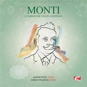Monti,Vittorio - Czardas For Violin & Piano - CD - MediaWorld.it
