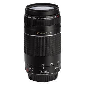 CANON 75-300 mm f/4-5.6 III USM - MediaWorld.it