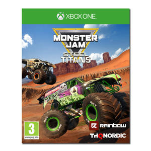 Monster Jam Steel Titans - XBOX ONE - MediaWorld.it