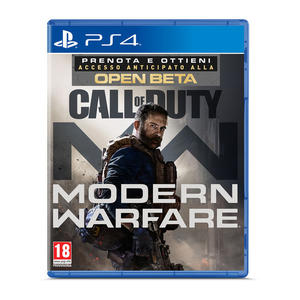 PREVENDITA Call of Duty. Modern Warfare - PS4 - MediaWorld.it
