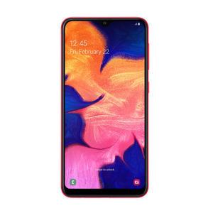SAMSUNG Galaxy A10 Red TIM - MediaWorld.it