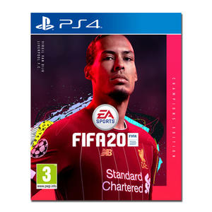 PREVENDITA FIFA 20 Champions Edition - PS4 - MediaWorld.it