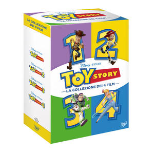 Toy Story la Collezione - DVD - MediaWorld.it