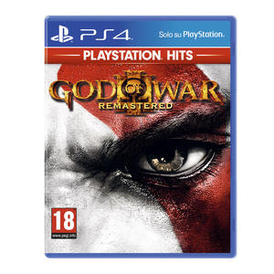 God of War III: Remastered HITS - PS4 - MediaWorld.it