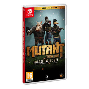 Mutant Year Zero - Road to Eden DELUXE EDITION NSW - MediaWorld.it