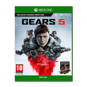 Gears 5 - XBOX ONE - MediaWorld.it