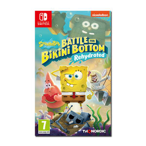 Spongebob SquarePants: Battle for Bikini Bottom - Rehydrated - NSW - MediaWorld.it