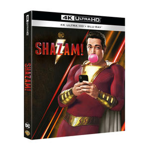 Shazam! - Blu-Ray  UHD - MediaWorld.it