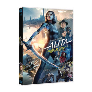 Alita - Angelo della battaglia - DVD - MediaWorld.it