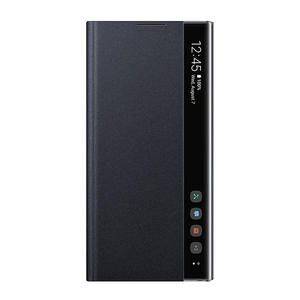 SAMSUNG Clear View Cover Black Galaxy Note10+ - MediaWorld.it