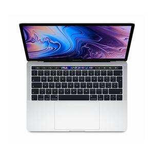 "APPLE MacBook Pro 13"" 128GB Silver MUHQ2T/A 2019 - MediaWorld.it"