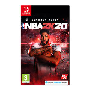 NBA 2K20 - NSW - MediaWorld.it