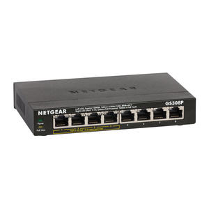 NETGEAR GS308P-100PES - MediaWorld.it