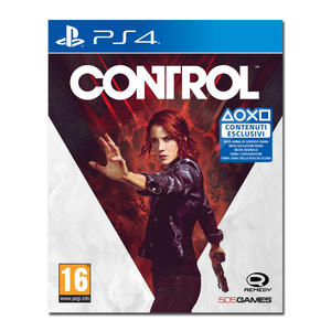 CONTROL - PS4 - MediaWorld.it
