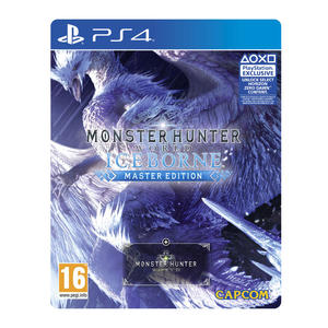 MONSTER HUNTER WORLD ICEBORNE STEELBOOK EDITION - MediaWorld.it