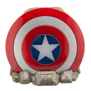 IT-WHY CAPITAN AMERICA BLUETOOTH SPEAKER - MediaWorld.it