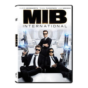 PREVENDITA Men in Black: International + Pawny - DVD - MediaWorld.it