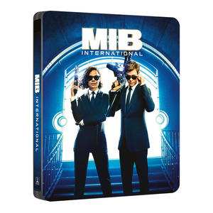 PREVENDITA Men in Black: International (SteelBook) + Pawny - Blu-Ray - MediaWorld.it