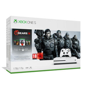 MICROSOFT Xbox One S 1TB + Gears 5 - MediaWorld.it
