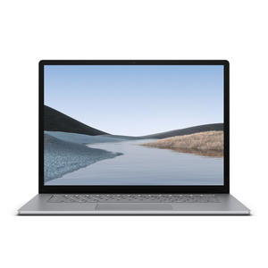 MICROSOFT Surface Laptop 3 15'' 128GB 8GB Platino - MediaWorld.it