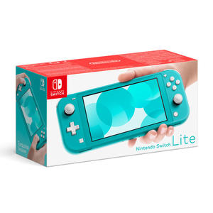 NINTENDO SWITCH LITE TURCHESE - MediaWorld.it