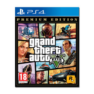 GTA V Premium Edition - PS4 - MediaWorld.it