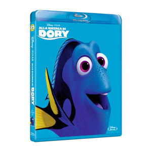 Alla ricerca di Dory - Blu-Ray - MediaWorld.it