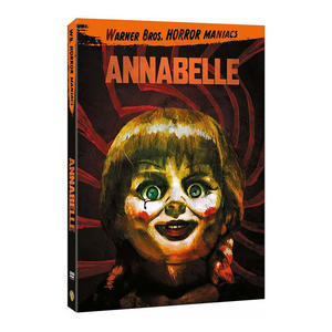 Annabelle (Horror Maniacs) - DVD - MediaWorld.it