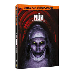 The Nun: La Vocazione del male - DVD - MediaWorld.it