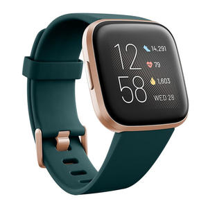 FITBIT Versa 2 Limited Edition Verde smeraldo - MediaWorld.it