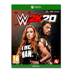 WWE 2K20 - XBOX ONE - MediaWorld.it