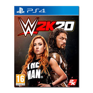 PREVENDITA WWE 2K20 - PS4 - MediaWorld.it