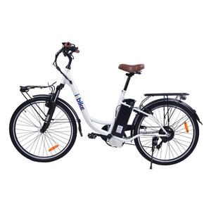 I-BIKE CITY EASY BIANCA ITA99 - MediaWorld.it