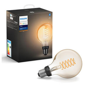PHILIPS HUE WHITE FILAMENT G93 9W - MediaWorld.it