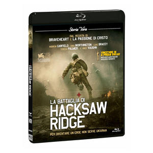 La battaglia di Hacksaw Ridge - Blu-Ray - MediaWorld.it