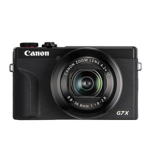CANON PowerShot G7 X Mark III Black - MediaWorld.it