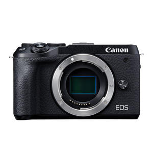 CANON EOS M6 MARK II BODY BLACK - MediaWorld.it
