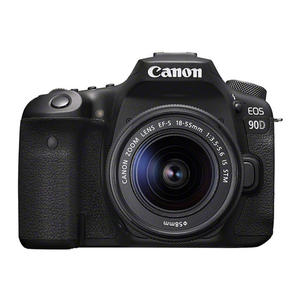 CANON EOS 90D + EF-S 18-55MM F/3.5-5.6 IS STM BLACK - MediaWorld.it