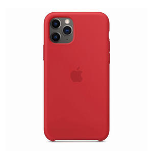 APPLE Custodia in silicone per iPhone 11 Pro - (PRODUCT)RED - MediaWorld.it