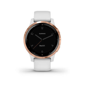 GARMIN Vívoactive 4s White Rose Gold 40mm - MediaWorld.it