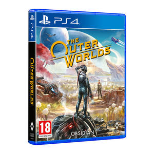 The Outer Worlds - PS4 - MediaWorld.it