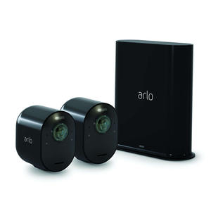 ARLO ULTRA KIT Black - MediaWorld.it
