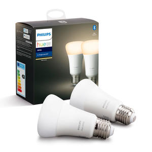 PHILIPS Hue E27 - 2 Lampadine - MediaWorld.it