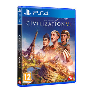 TAKE2 CIVILIZATION VI PS4 - MediaWorld.it