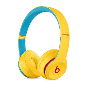 BEATS BY DR.DRE SOLO 3 WIRELESS - GIALLO CLUB - MediaWorld.it