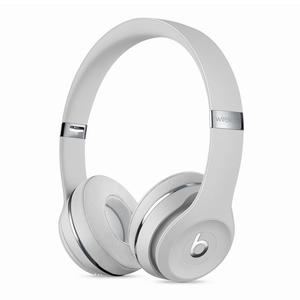 BEATS BY DR.DRE SOLO 3 CUFFIE WIRELESS - ARGENTO SATINATO - MediaWorld.it