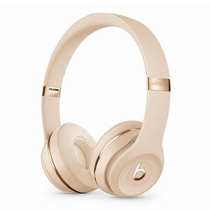 BEATS BY DR.DRE Cuffie Solo3 Wireless - The Beats Icon Collection - Oro satinato - MediaWorld.it