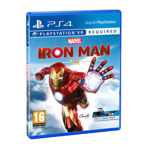 Marvel's Iron Man VR - PS4 - MediaWorld.it