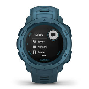GARMIN Instinct Lakeside Blue - MediaWorld.it